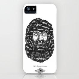 Homem do bussaco iPhone Case