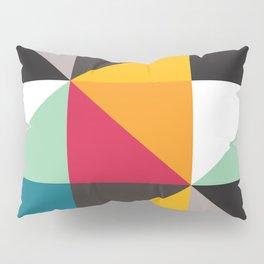 Geometric Pattern #30 (triangles) Pillow Sham