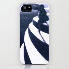 Léon Spilliaert - Vertigo - The Dizziness - De duizeling iPhone Case