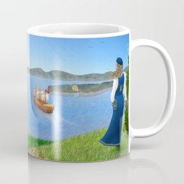 Oslo Fjord Panorama Coffee Mug