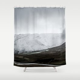 September snow Shower Curtain