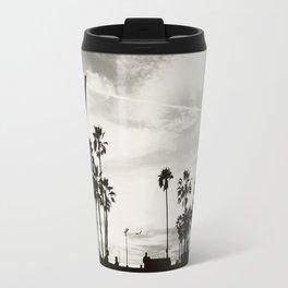Venice B&W Travel Mug