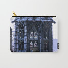 Spire Detail Carry-All Pouch