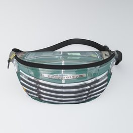 Old Green Fanny Pack