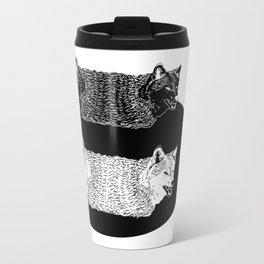Lobas (Wolfs) Travel Mug
