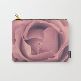 Pink Rose´s heart - roses Carry-All Pouch