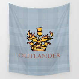 Outlander Wall Tapestry