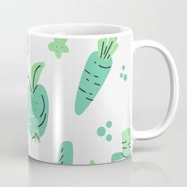Green oral care Coffee Mug