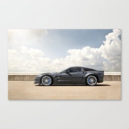 Corvette ZR1 Canvas Print