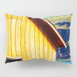 Wine Barn Riverside Pillow Sham