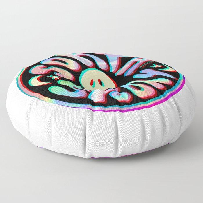 Holo Sorta Spooky © Floor Pillow