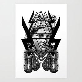 DIVIDUS  Art Print