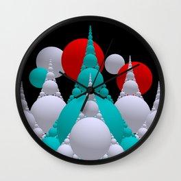 Apollonian geometry -2- Wall Clock