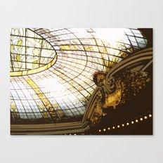 Beneath the Rotunda 2 Canvas Print