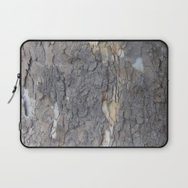 brown sycamore bark Laptop Sleeve
