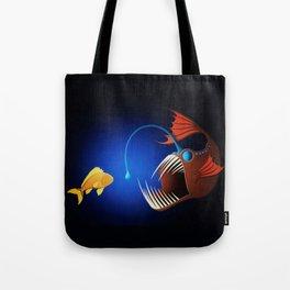 Anglerfish Tote Bag