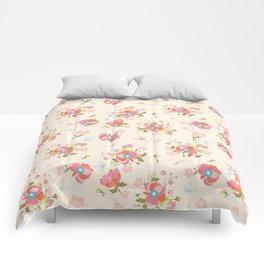 Chinoiserie Garden Comforters
