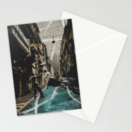 River Season Stationery Cards