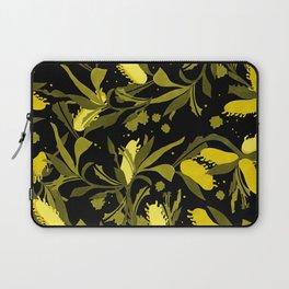 Melaleuca back & yellow Laptop Sleeve