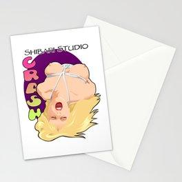 Crash Shibari Studio Stationery Cards