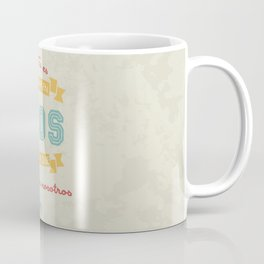 Confianza en Dios Coffee Mug