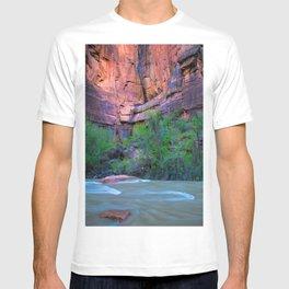 Virgin River and Rockwall T-shirt