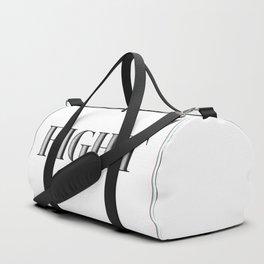 FIGHT Duffle Bag