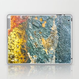 Colorful Abstract Texture Laptop & iPad Skin