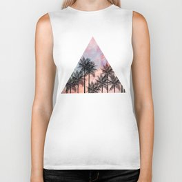 Summer Palm Tree #Society6 #Buyart #Decor Biker Tank