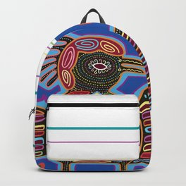 Panama Molas Backpack