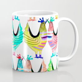 Chickens from Your Barnyard by Murray Bolesta! Coffee Mug