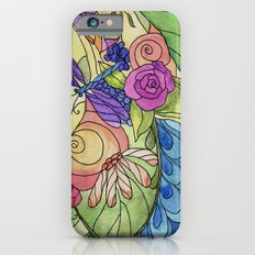 Stained Glass Garden Too Slim Case iPhone 6s