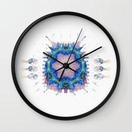Inkdala XXIX - Psychology Art Wall Clock