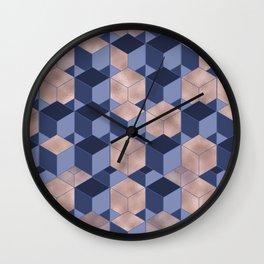 cubemania Wall Clock