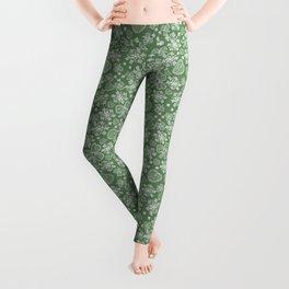 Irish Lace Leggings