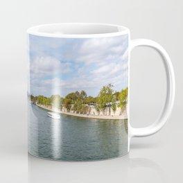 Musee d'Orsay from Pont Royal Coffee Mug