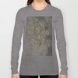 Shimmery Pearly Abalone Shell Long Sleeve T-shirt