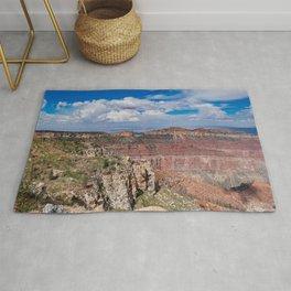 North_Rim Grand_Canyon, Arizona - I Rug