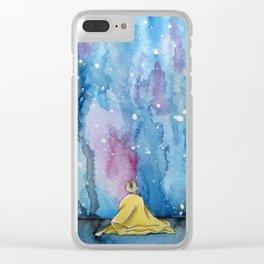 le petit prince Clear iPhone Case