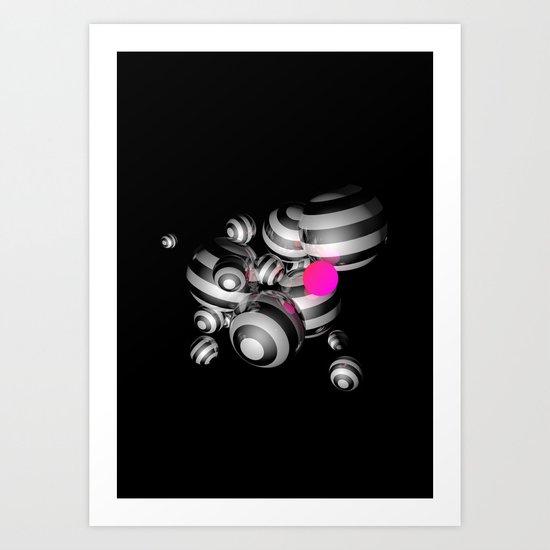 Node1 Art Print