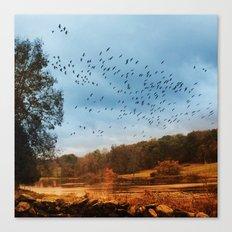 Good Migrations Canvas Print