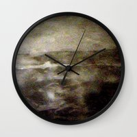 scotland Wall Clocks featuring Scotland  by Maria Julia Bastias