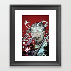 Forbidden Knowledge Framed Art Print