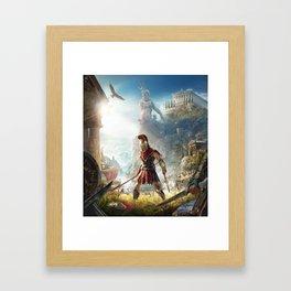 [AC:Odyssey] Framed Art Print