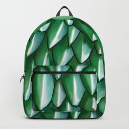 Dragon Scales - Green Backpack