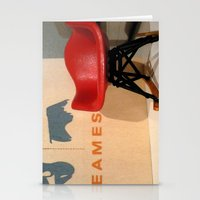 eames Stationery Cards featuring Eames by Melissa Nocero