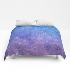 Map of the Stars Comforters
