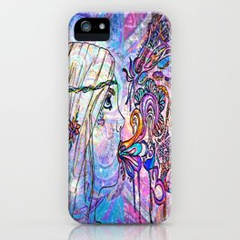 Free Your Mind iPhone Case