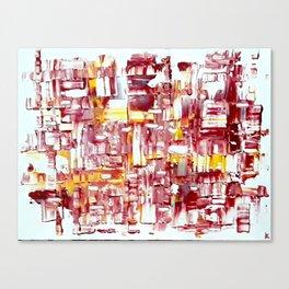 Geena Canvas Print