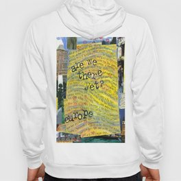 Europe by Seattle Artist Mary Klump Hoody